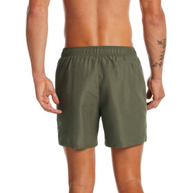"Nike Swim Essential Lap 5"" Volley Shorts Herren medium olive"